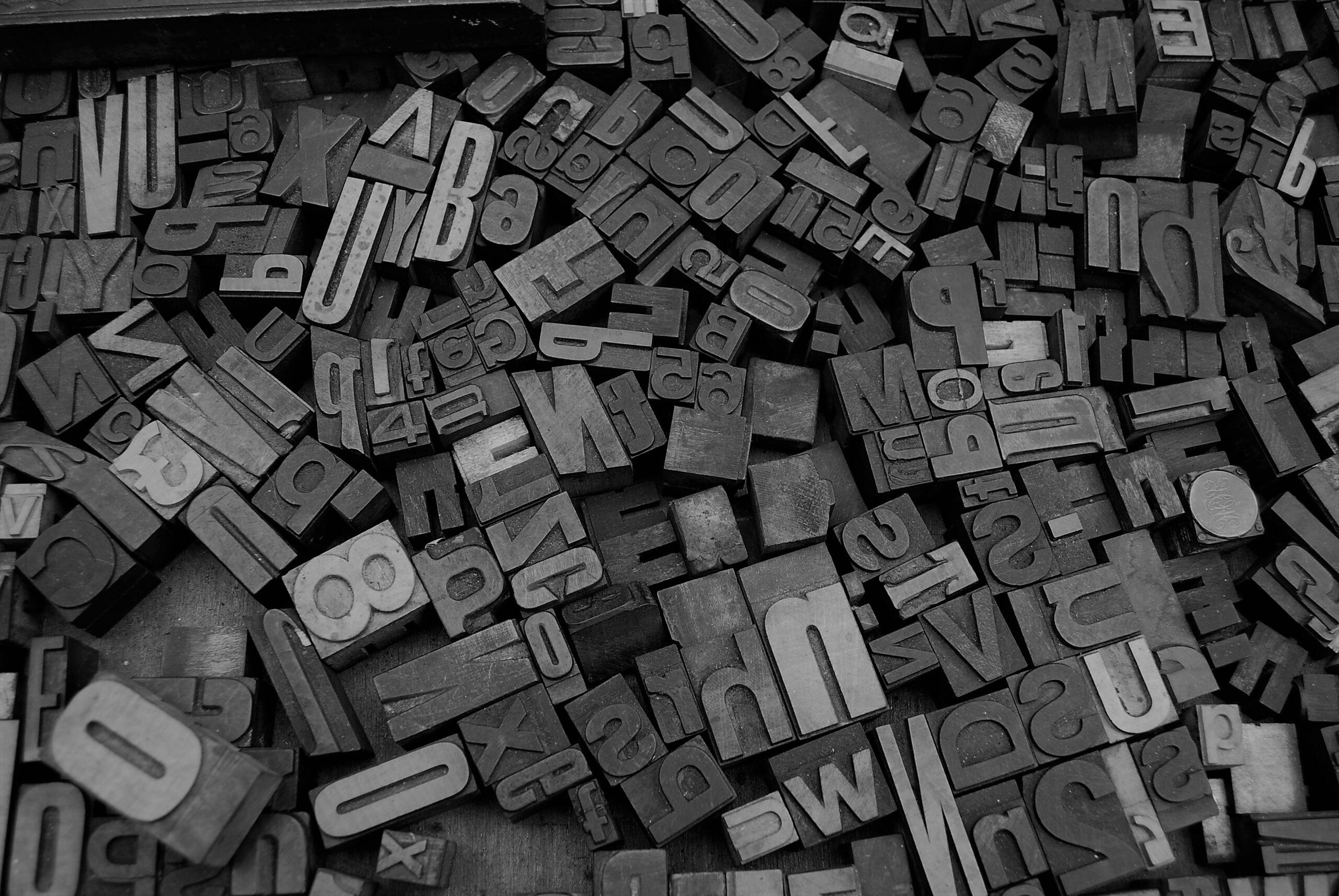 Typografie im Marketing