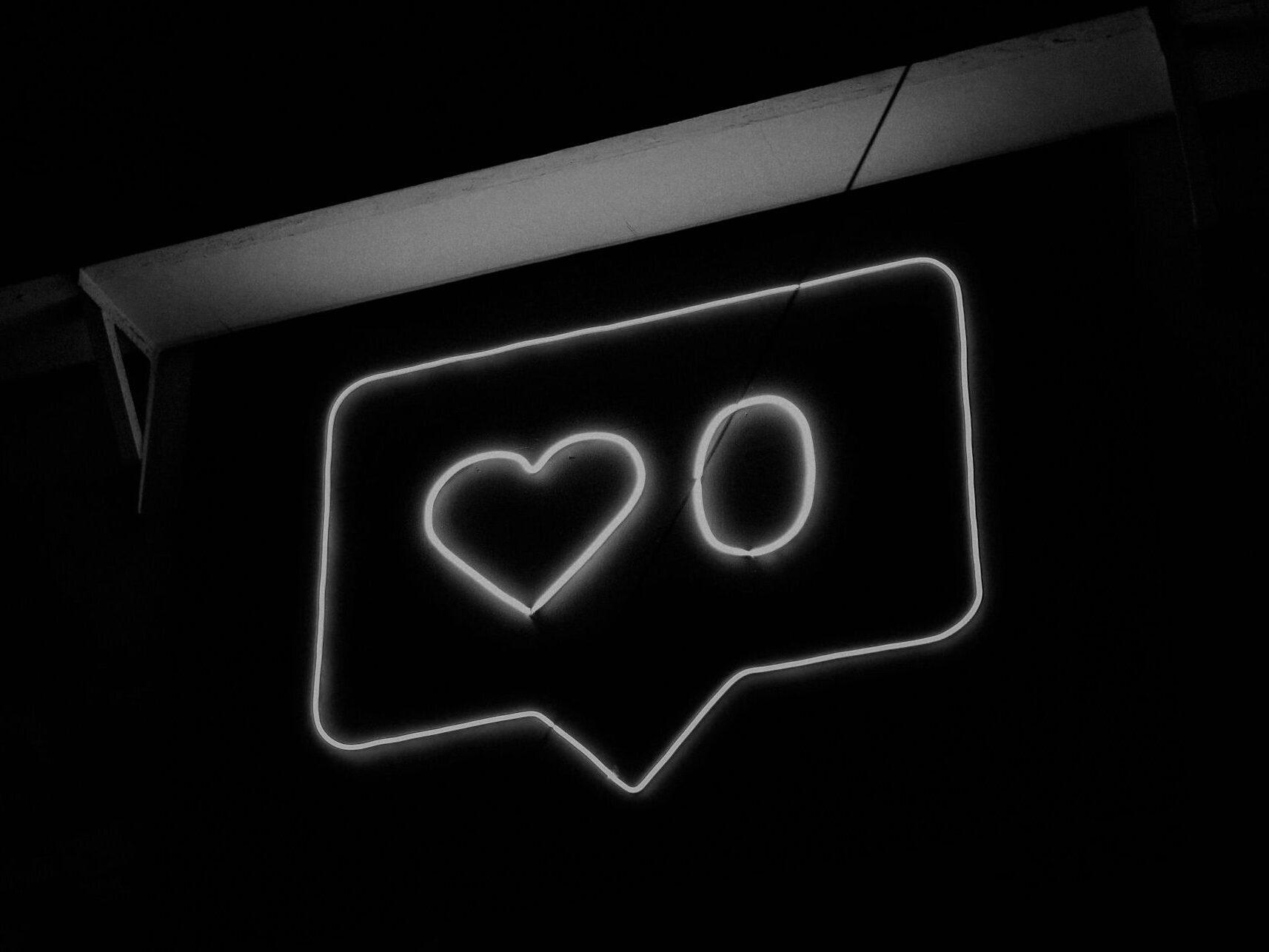 Like-Anzahl auf Instagram verschwindet